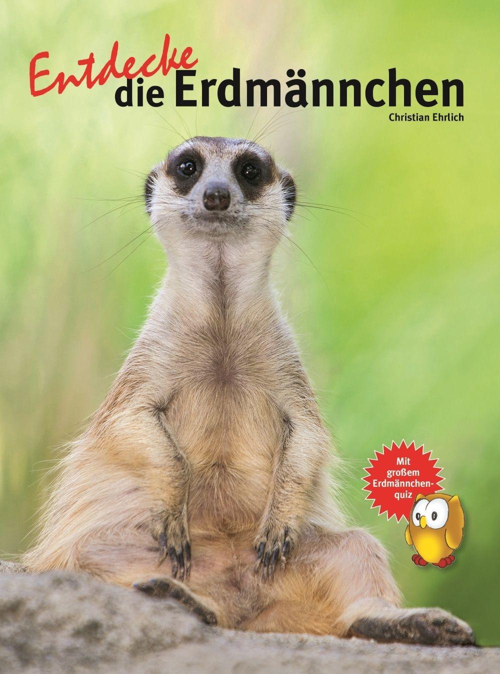 Entdecke Die Erdmannchen Kinderbucher Erdmannchen Und Bucher