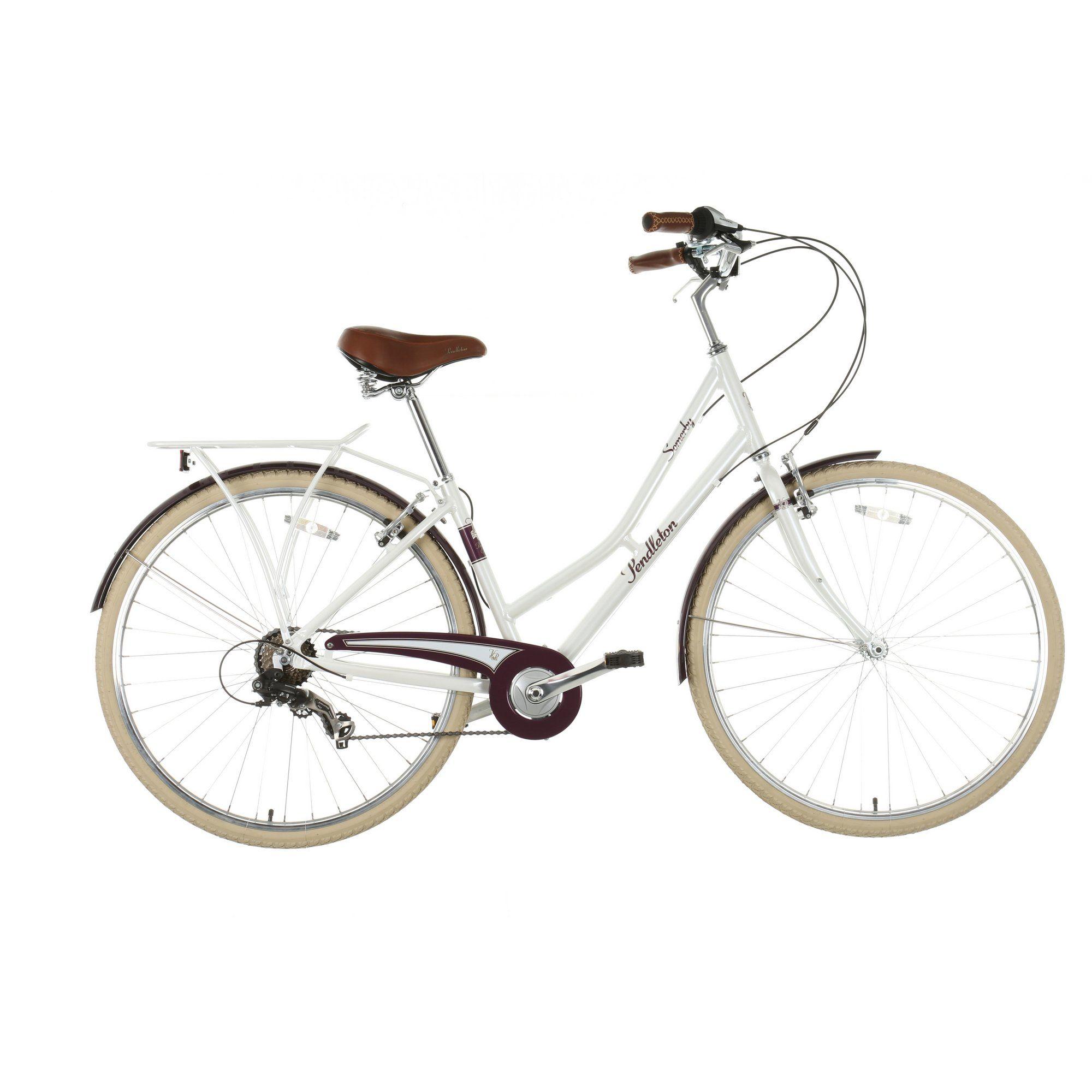 Halfords Pendleton Somerby Limited Edition Hybrid Bike