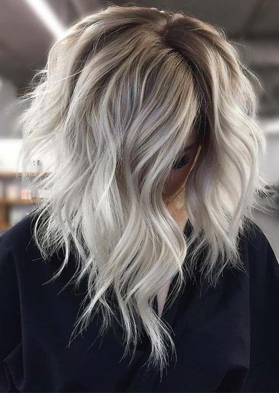 Photo of Wirklich besessen Silberblond Haarfarbe Ideen für 2019