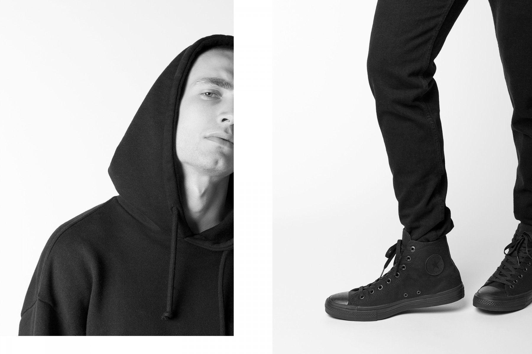 9cbbe17f5073a2 The Converse Chuck Taylor All Star II Mono Is the Ultimate Monochrome  Sneaker