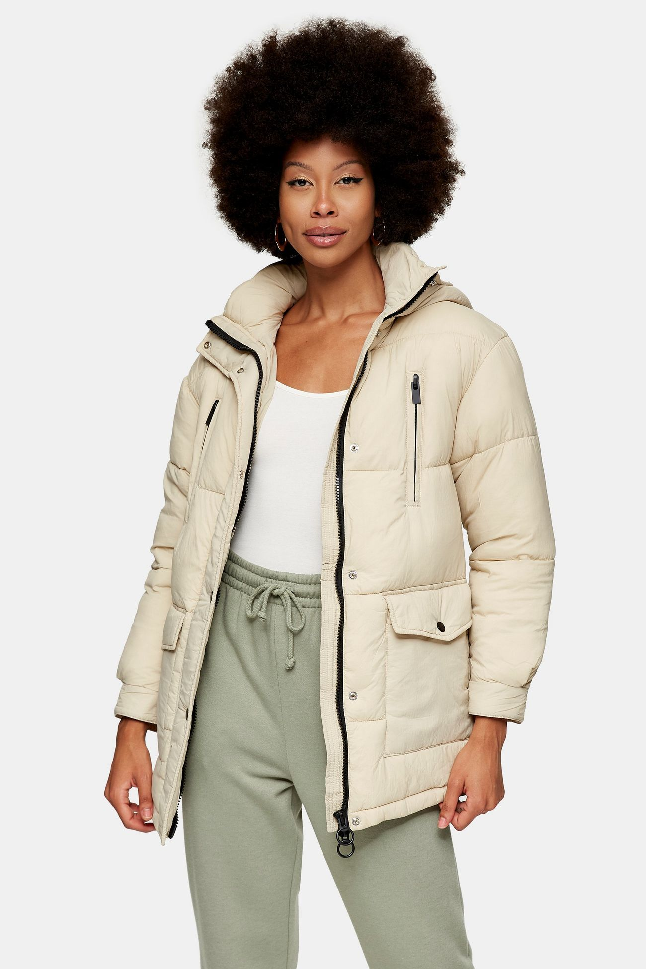 Carousel Image 0 Best Winter Jackets Jacket Brands White Fringe Leather Jacket [ 1950 x 1300 Pixel ]