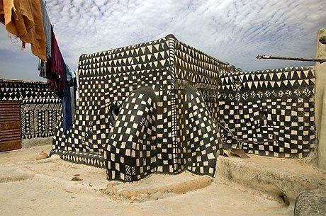 gurunsi - Google Search Costume Inspiration Pinterest Xhosa - construire une maison au mali