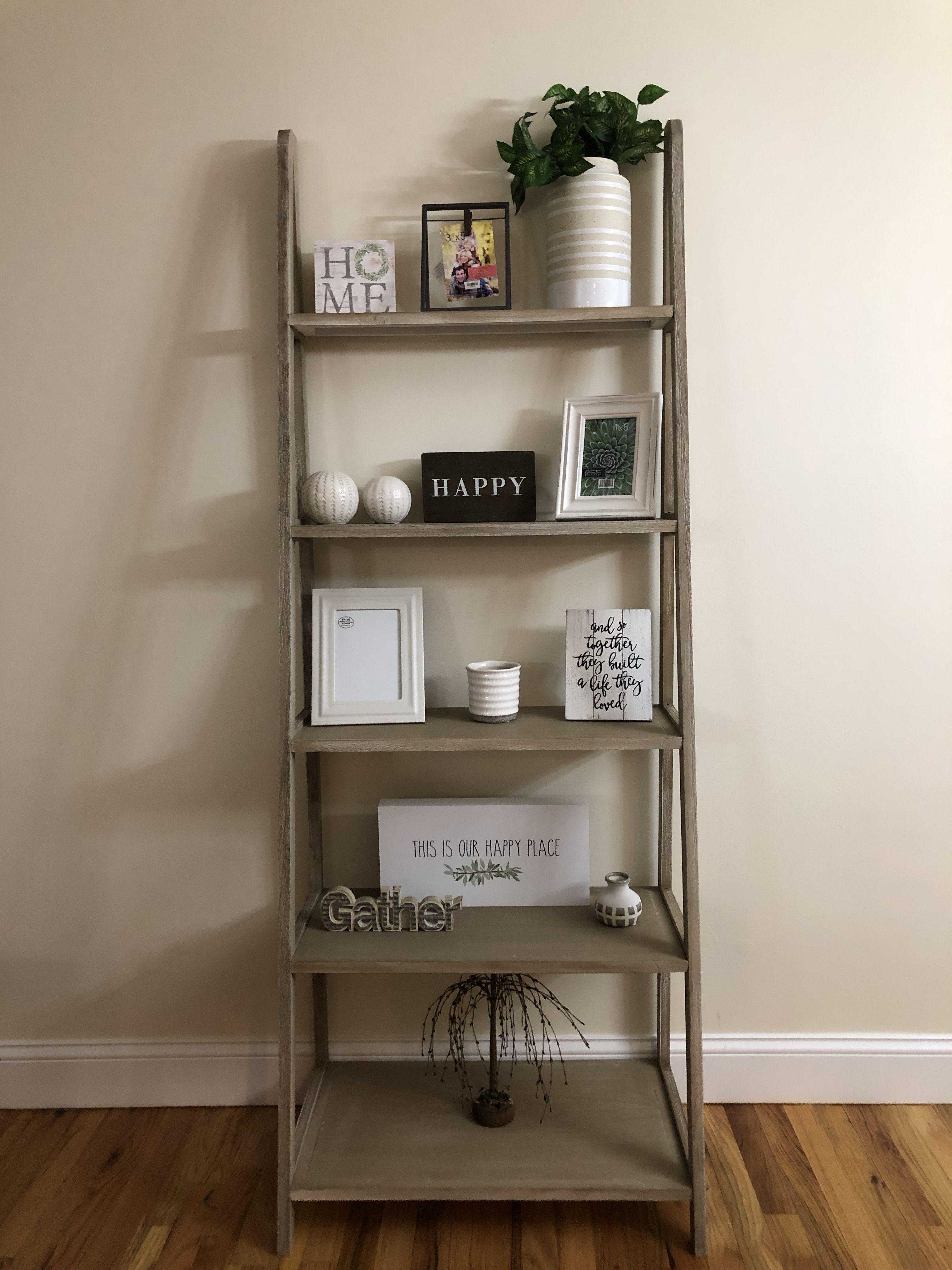 Ladder Shelf Home Decor Ladder Shelf Decor Shelf Decor