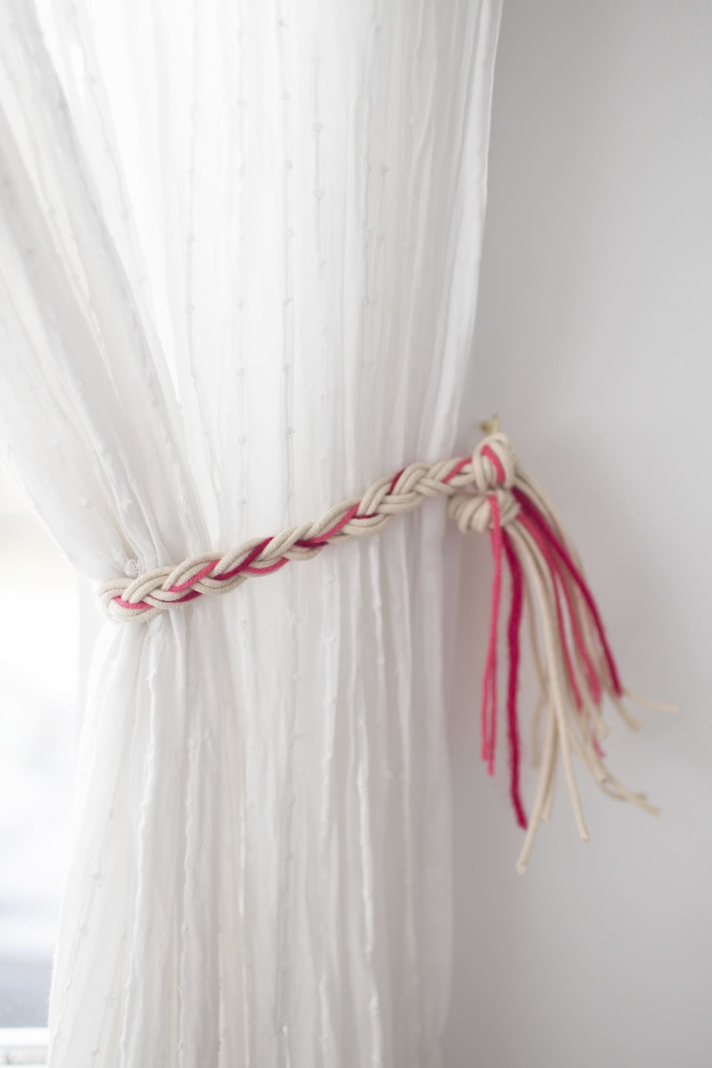 These Curtain Tie Backs Let More Natural Light Into Your