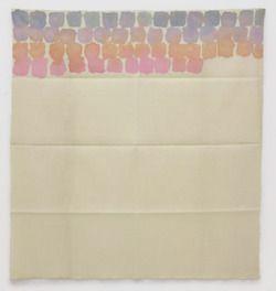 "mrkiki:    Giorgio GriffaSpugna. 1978Acrylic on canvas58.3 x 54.3"" / 148 x 138cm  VIA"