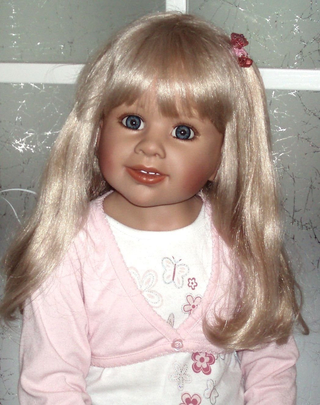 Валери от Monika Levenig, Lim. 350, полностью виниловая кукла