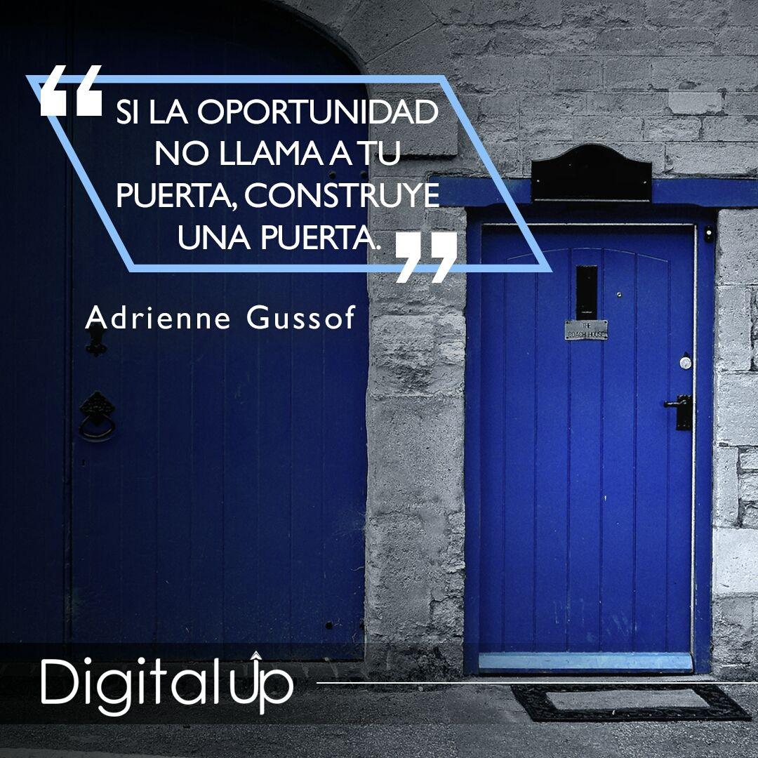 Construye tus propias oportunidades #socialmedia #diseñoweb #Emprendimiento #marketingdigital