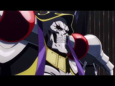 The second season of the anime series OVERLORD has been