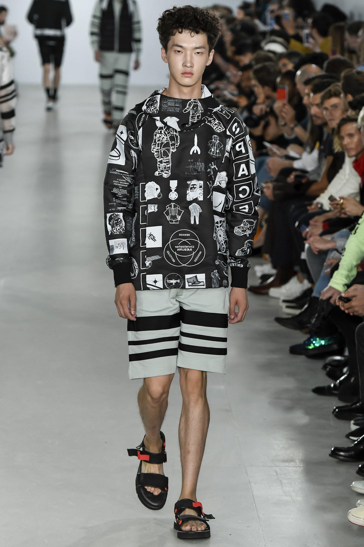 Raeburn Spring 2017 Menswear Fashion Show Menswear Christopher Raeburn Vogue Men
