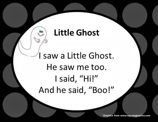 Play To Learn Preschool Halloween Books  Fun  Work Ideas