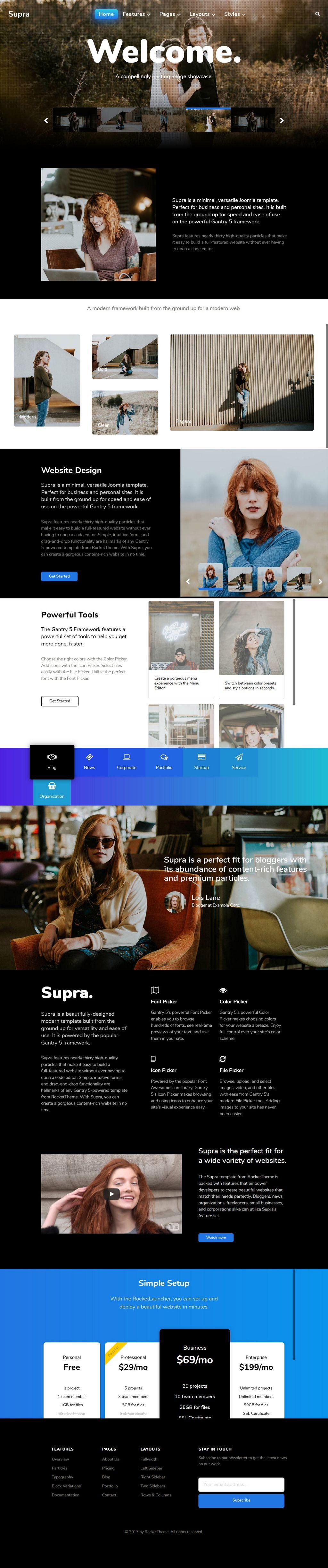 24 best Premium Joomla Themes images on Pinterest