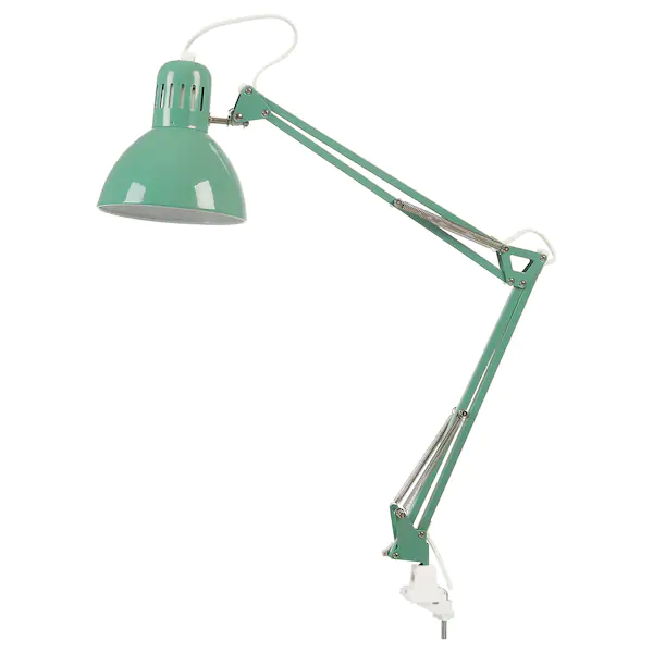 Tertial Lampe De Bureau Vert Clair Ikea Lampe De Bureau Bureau Vert Lampe