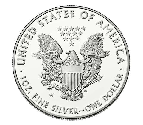 American Eagle 2015 One Ounce Silver Proof Coin The Most Beautiful Coins Ever Minted Www Prosperitym Silver Eagle Coins Silver Bullion Silver Bullion Coins