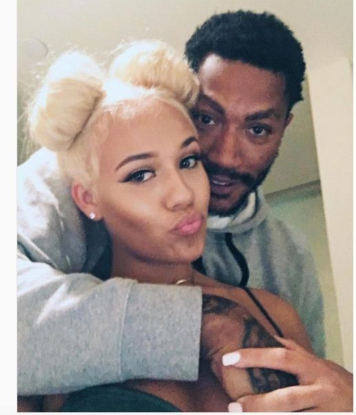 f127ff49cccd Alaina Anderson Alaina Anderson is the pretty girlfriend of NBA player Derrick  Rose