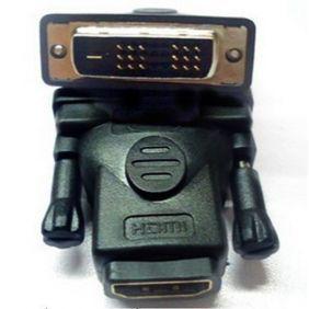 18+1 pin DVI Male To HDMI Female Adapter Converter