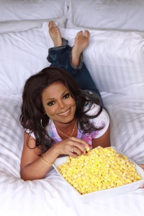 Janey Jackson Feet  Soles Up Janet Jackson  Candy -8008