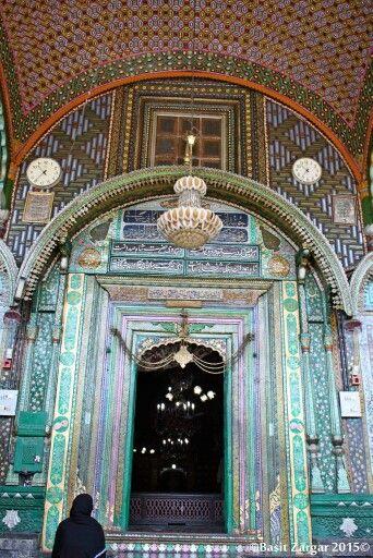 Mir Sayyed Ali Hamadani Ra Srinagar Jammu And Kashmir Tourism Kashmir Tourism Kashmir India