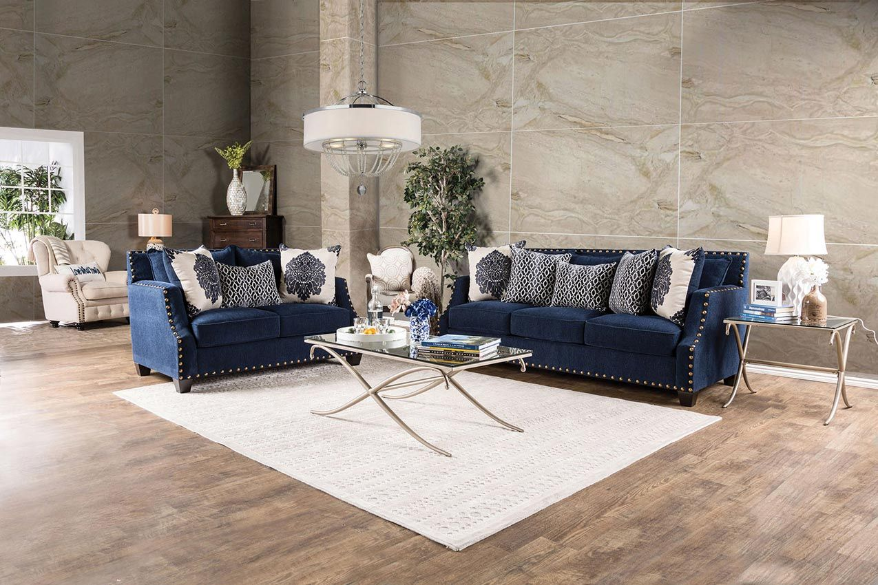Family rooms with blue furniture sofa outstanding navy blue sofa
