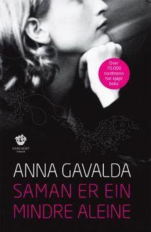 Vakker roman av Anna Gavalda. Fantastisk oversettelse fra fransk til nynorsk - godt muntlig språk.  NB; Unngå oppfølgeren Lykka er ein sjeldan fugl.