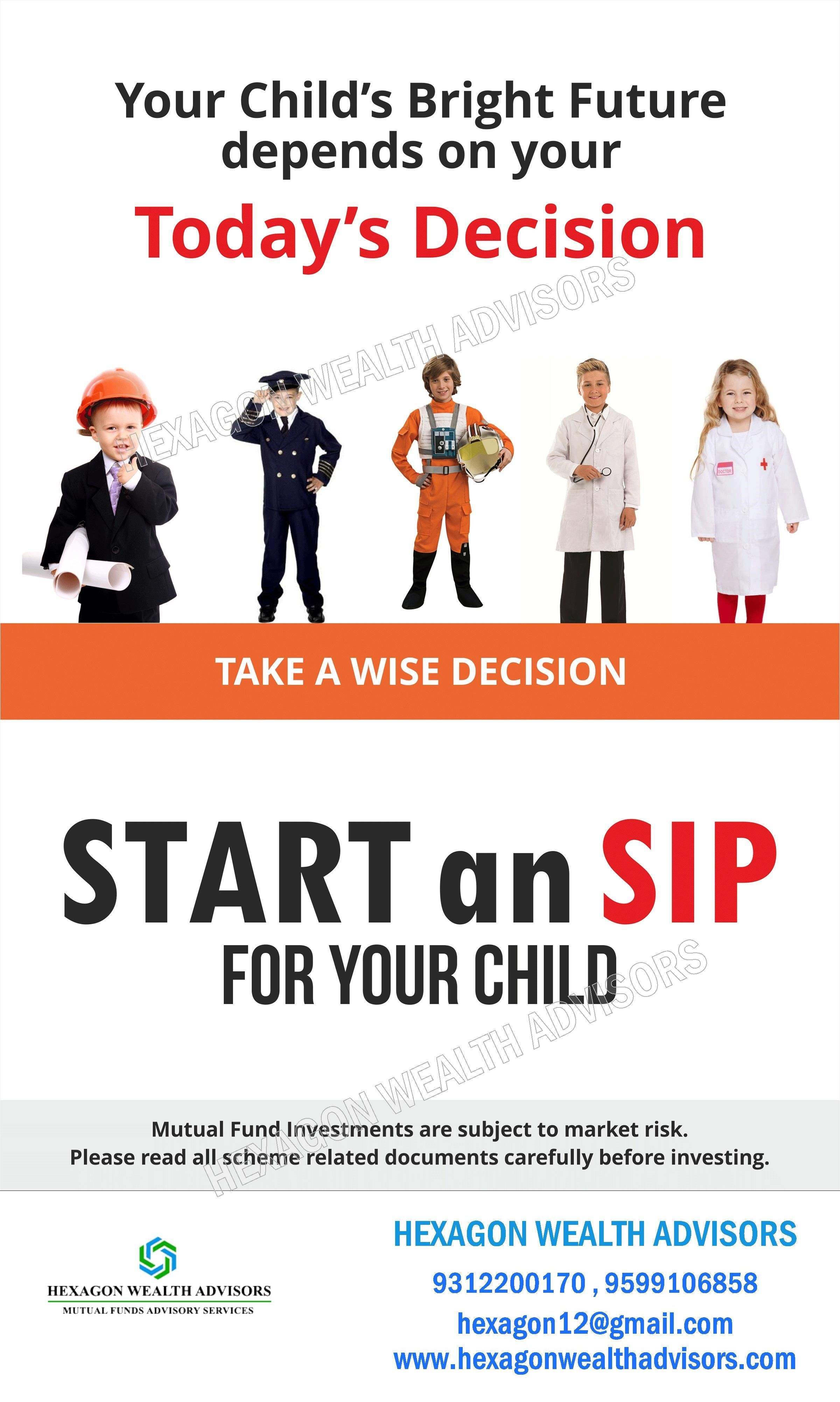 Your Child S Bright Future Depends On Your Today Decision Start