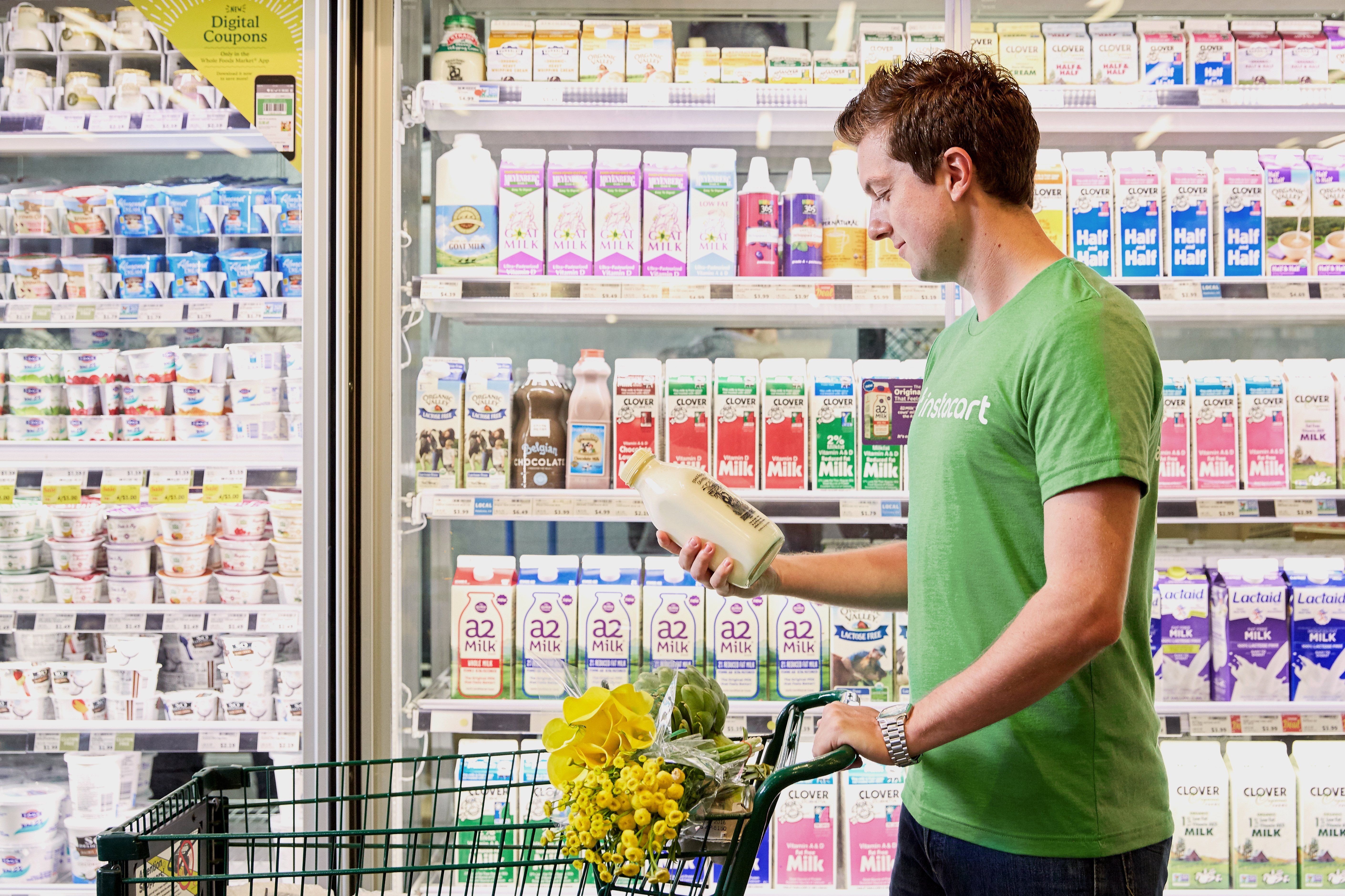 Instacart Grocery Delivery Just Got Cheaper. Here's Much