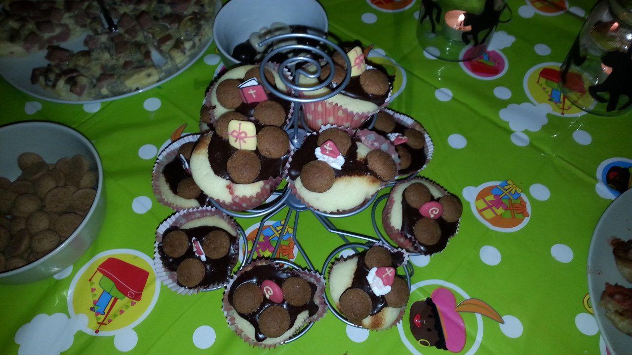 lekkere cupcakes home made