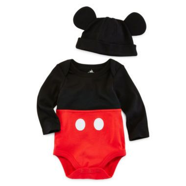 6dfa8d9297e1b Disney Baby Collection Mickey Mouse Costume - Boys newborn-24m found at   JCPenney