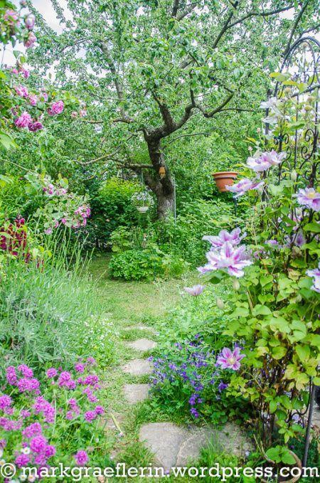 Jardín  forma de vida en el Markgräflerland Jardín  forma de vida en el Markgräflerland