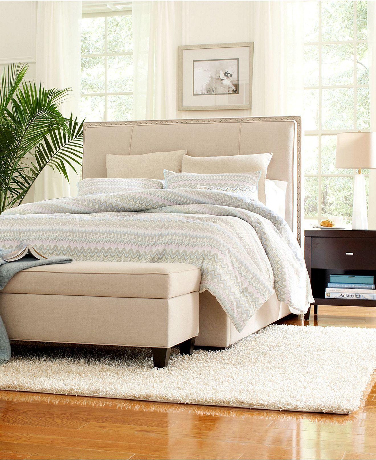 Macys Com Furniture: Logan Bedroom Furniture Sets & Pieces