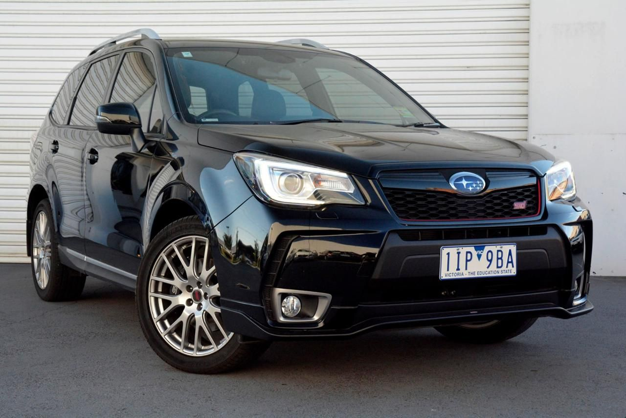 2016 Subaru Forester tS S4 Auto AWD MY16 Cars for sale