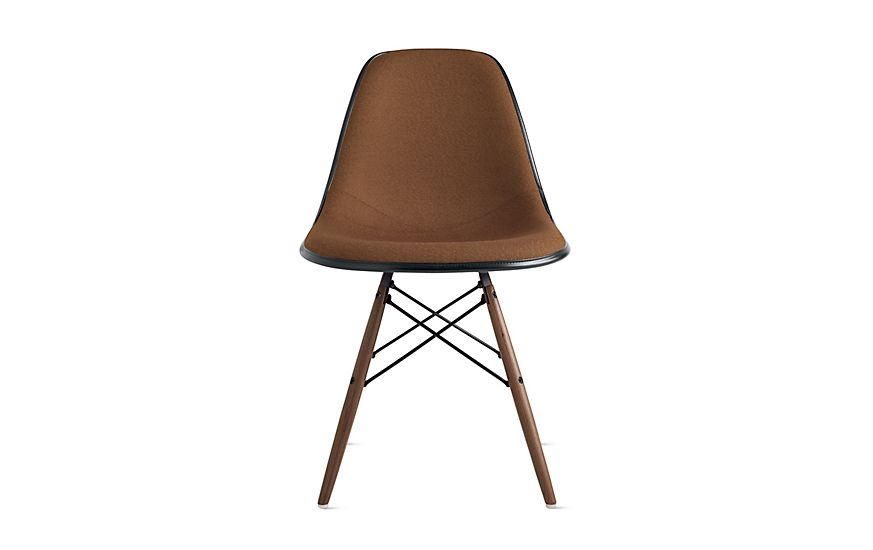 Dowel Bar Counter Stool Chair Base for Herman Miller Eames Fiberglass Shells