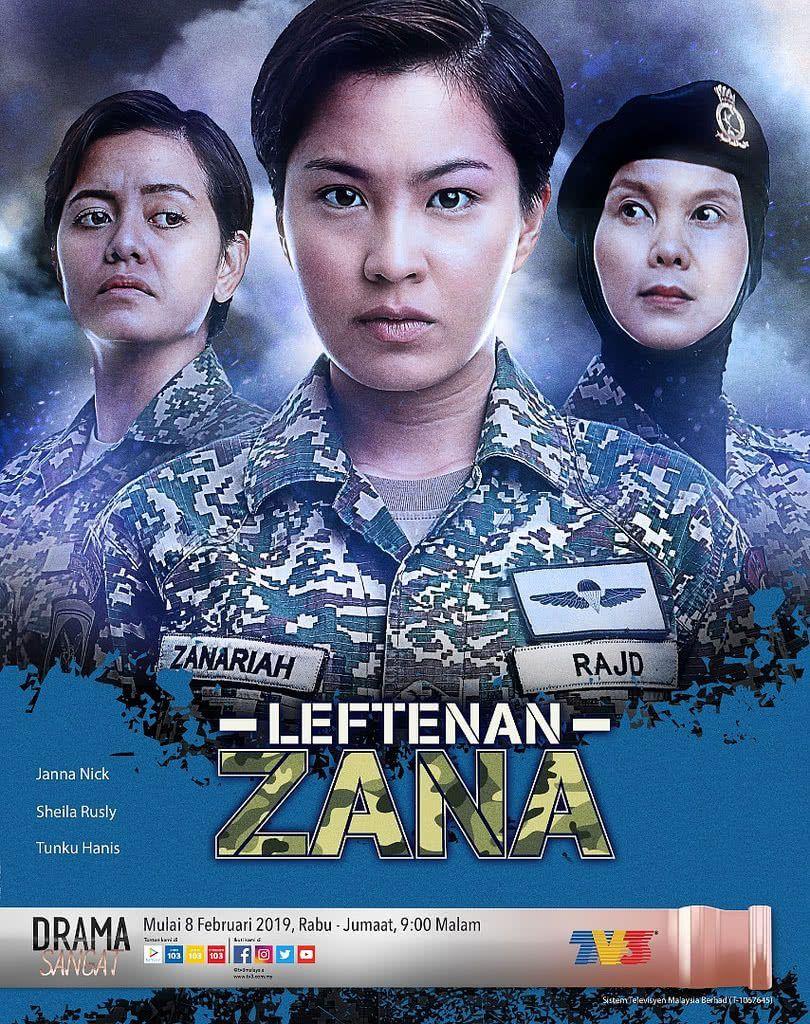 Tonton Drama Melayu Leftenan Zana Episod 14 Live Full Episod
