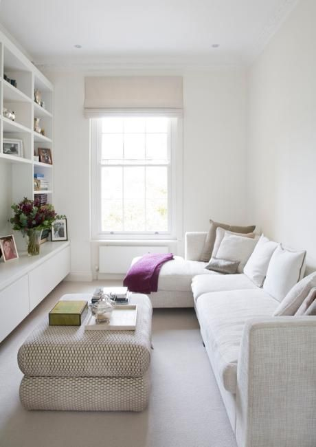 Home Staging Tips And Interior Design Ideas For Narrow Small