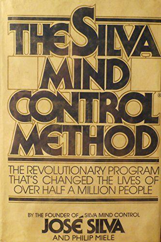 Silva Mind Control Book