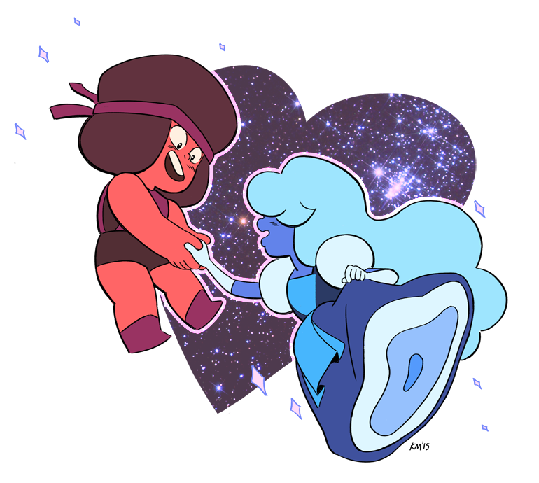 Only Occasionally Obnoxious Photo Sapphire Steven Universe Steven Universe Fanart Steven Universe