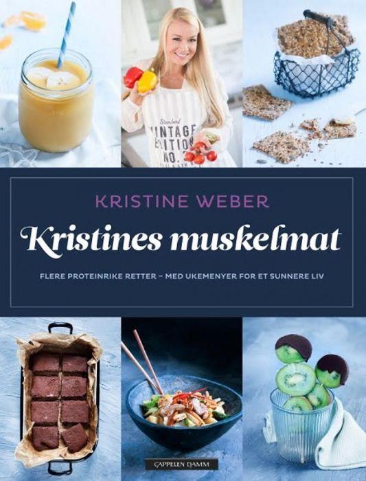Kjøp Kristines muskelmat kokebok hos X-life!