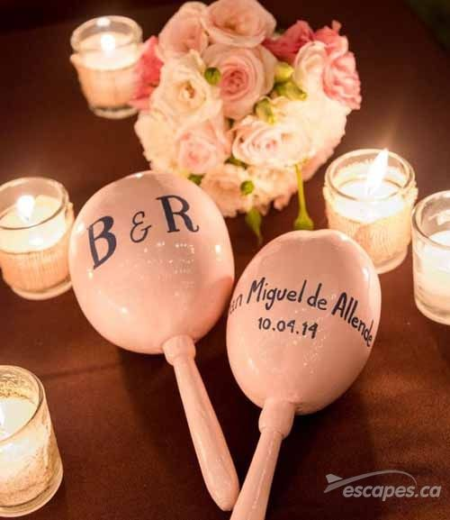 This Maracas Made The Difference Perfect Touch For Bridget Ryan Sanmigueldeallende