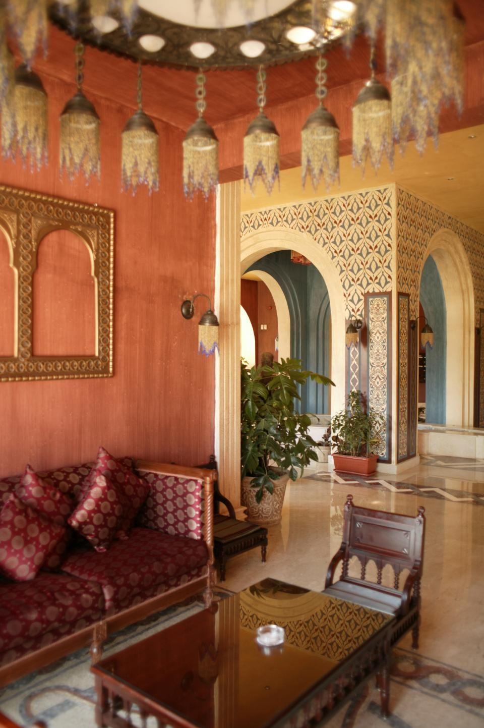 SUNRISE Select Royal Makadi Resort Lobby !! www.sunrisehotels-egypt ...