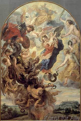 Peter Paul Rubens - Das apokalyptische Weib