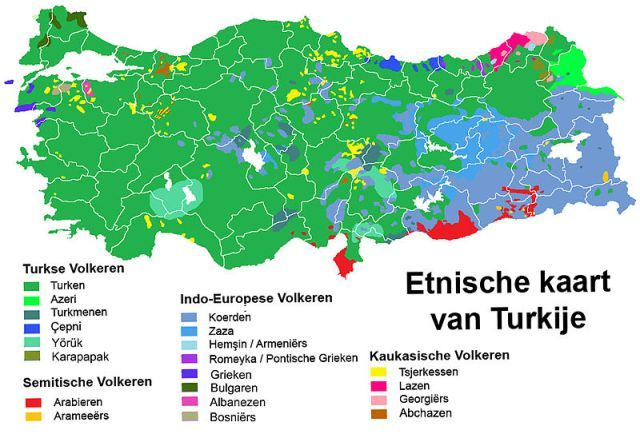 ethnic map of eastern europe - Google Search | ethnic maps ...