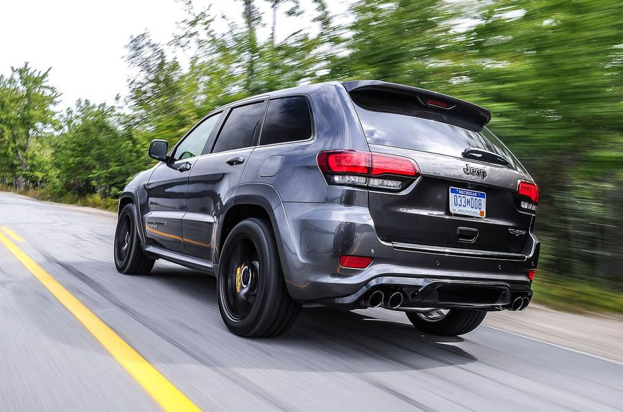 Jeep Trackhawk 2020 First Drive For Jeep Trackhawk 2020 Redesign