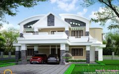 Kerala Home Design Without Car Porch With House Two Story Plans With Low Cost House Building Technology Kerala House Design Simple House Design House Roof Design