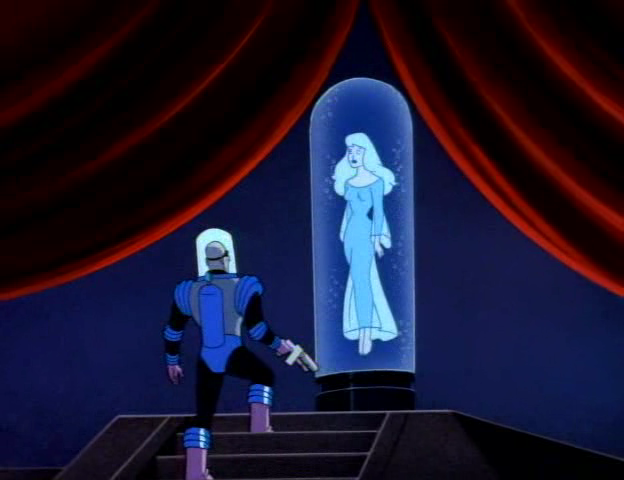 Mr. Freeze & Nora Fries from Batman The Animated Series episode ...