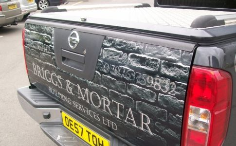 Brick Design On A Truck Print Out Designs Like This For Your Car