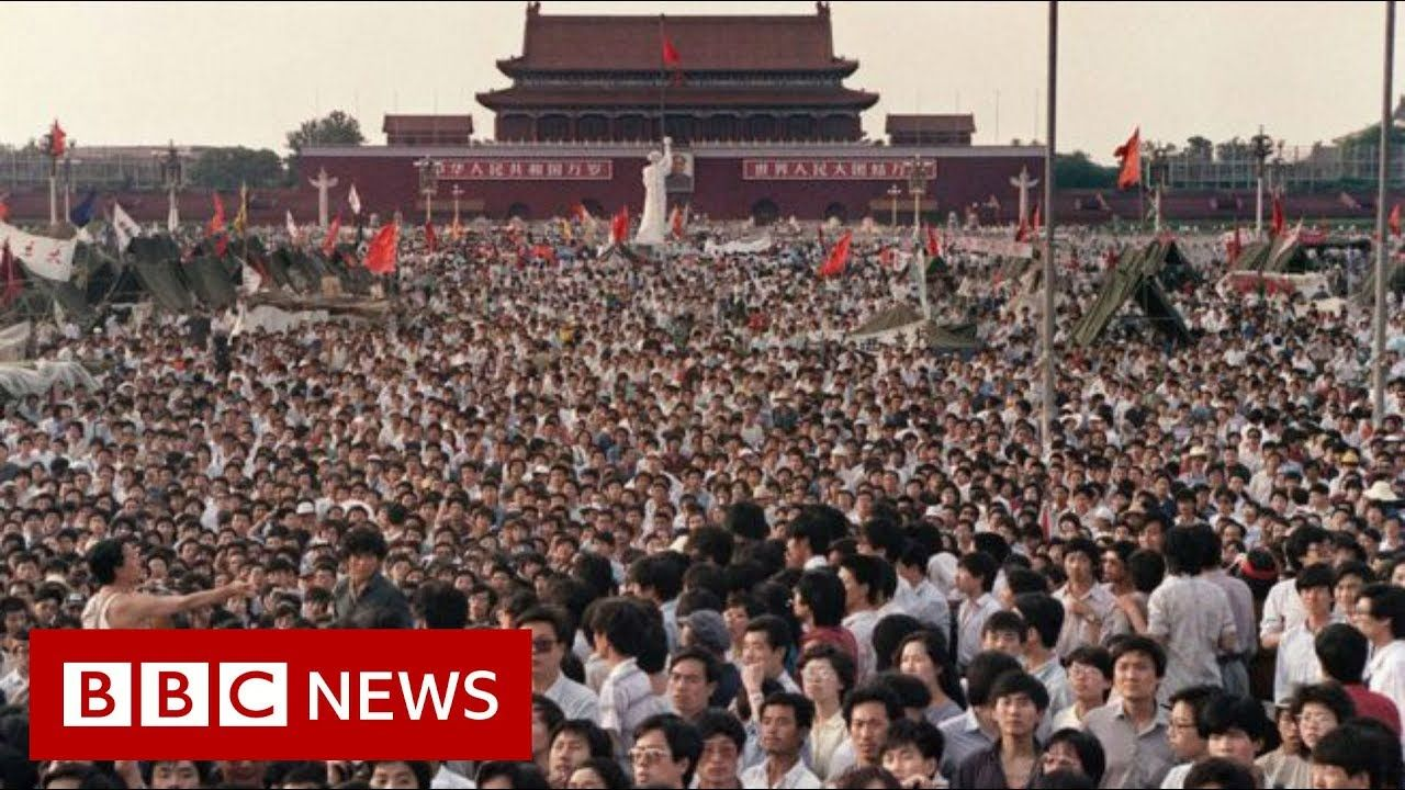 Tiananmen Square What Happened In The Protests Of 1989 Bbc