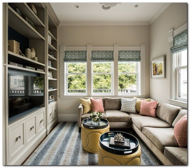 50 Cozy Tv Room Setup Inspirations The Urban Interior Small Living Room Layout Small Modern Living Room Livingroom Layout