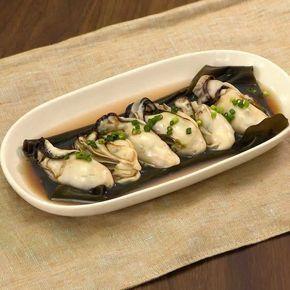 旨味が凝縮! 牡蠣の昆布蒸しのレシピ動画・作り方   DELISH KITCHEN