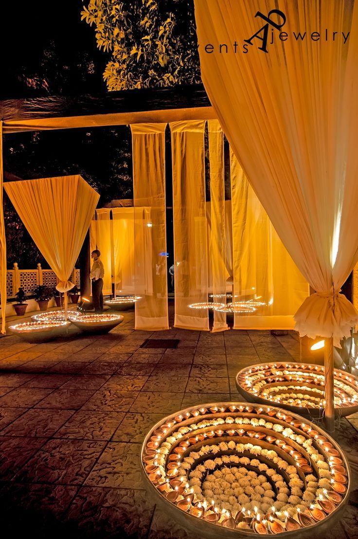 Wedding stage decoration design  Abhinav Bhagat  Price u Reviews  Indian weddings  Pinterest