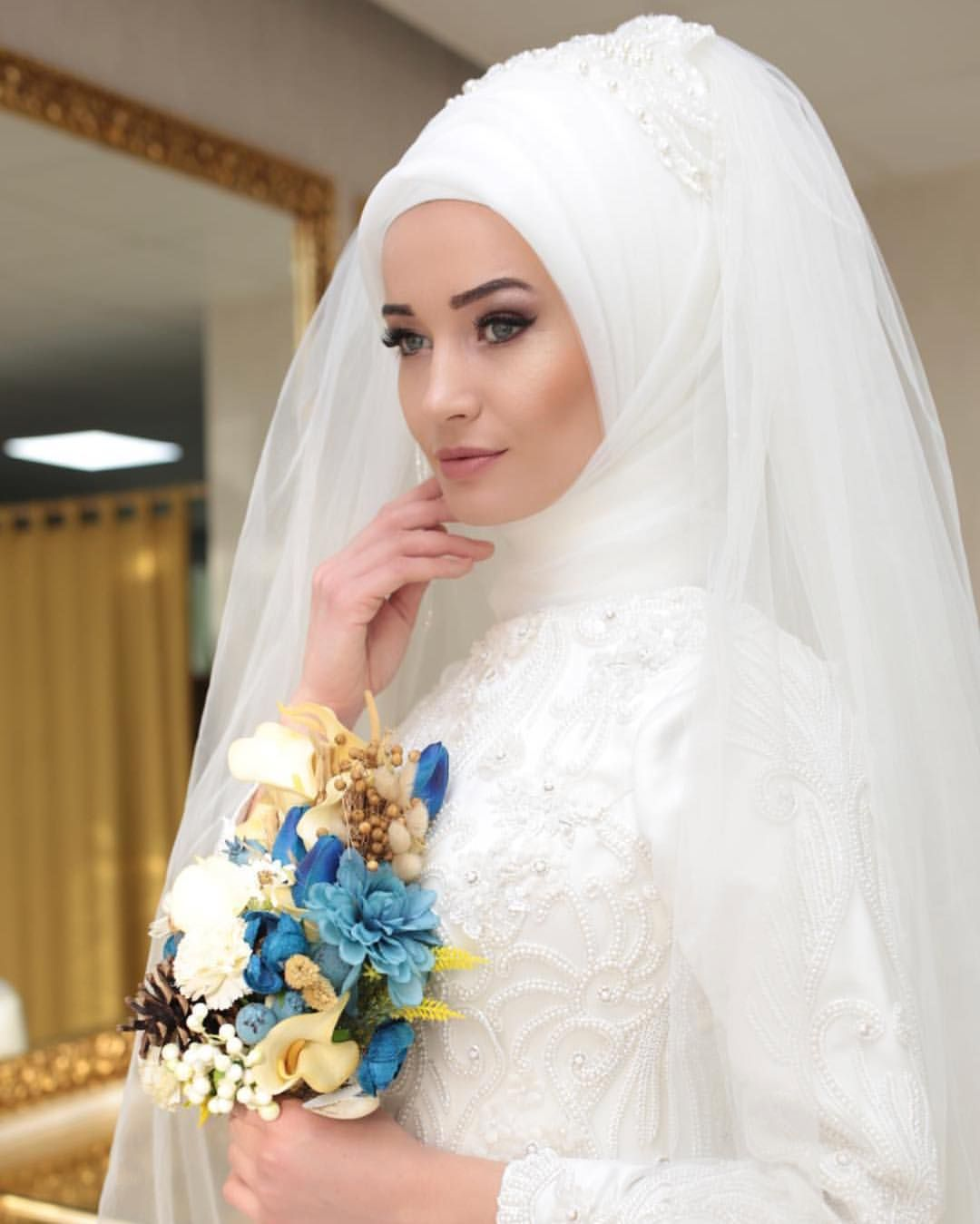 Middle eastern brides
