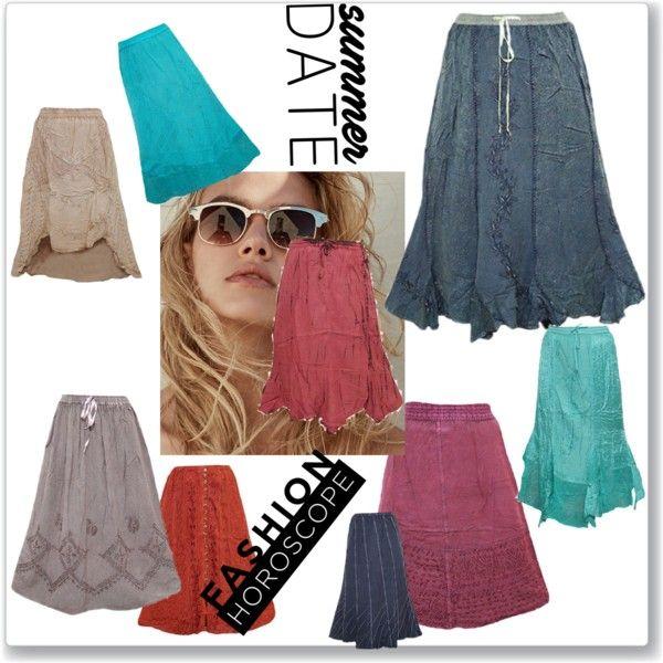 BOHEMIAN WOMEN'S STYLE : SUMMER FASHION SKIRTS   http://bohemianwomenstyle.blogspot.in/2016/06/summer-fashion-skirts.html #skirts #womens #bohemian #longskirts #summer